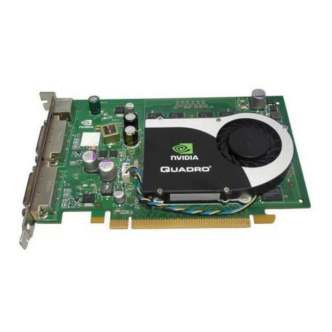 nVidia Quadro FX1700 512MB dual DVI Graphics Card, Dell Precision 320-5868